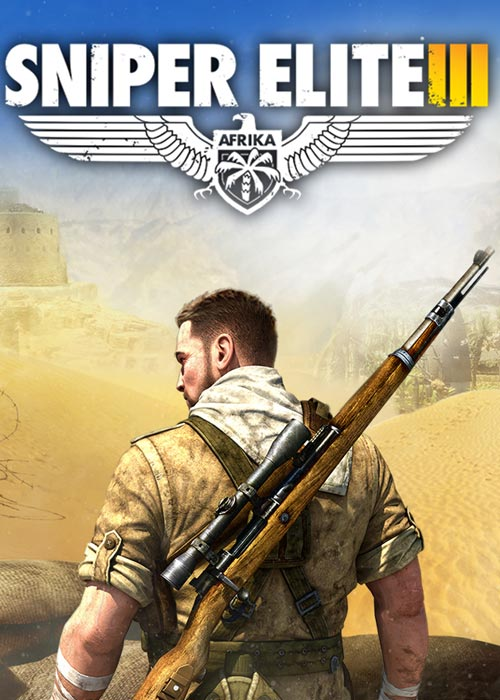 Sniper Elite 3 Steam CD Key