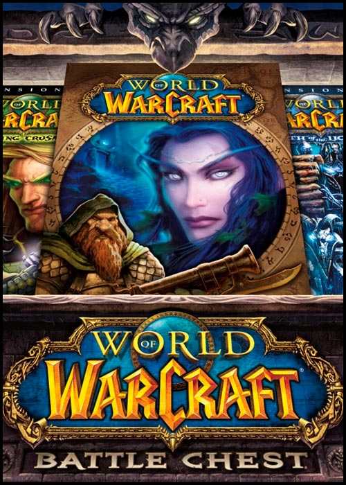 World of Warcraft Battle Chest + 30 Days CD Key EU