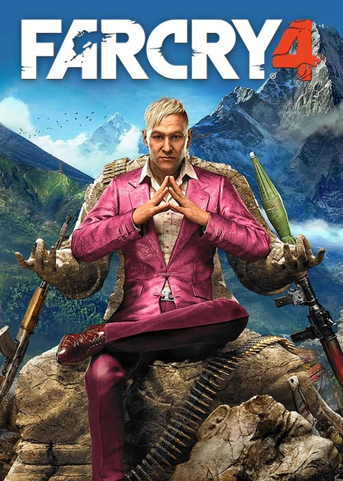 Far Cry 4 Uplay CD Key