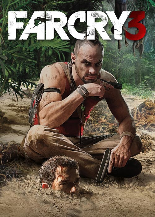 Far Cry 3 Deluxe Edition Uplay CD Key