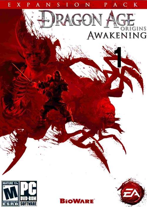 Dragon Age: Origins Awakening Origin CD Key