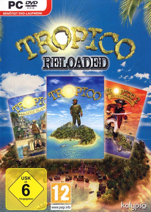 Tropico Reloaded Steam CD Key