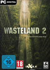 Official Wasteland 2 Steam CD Key