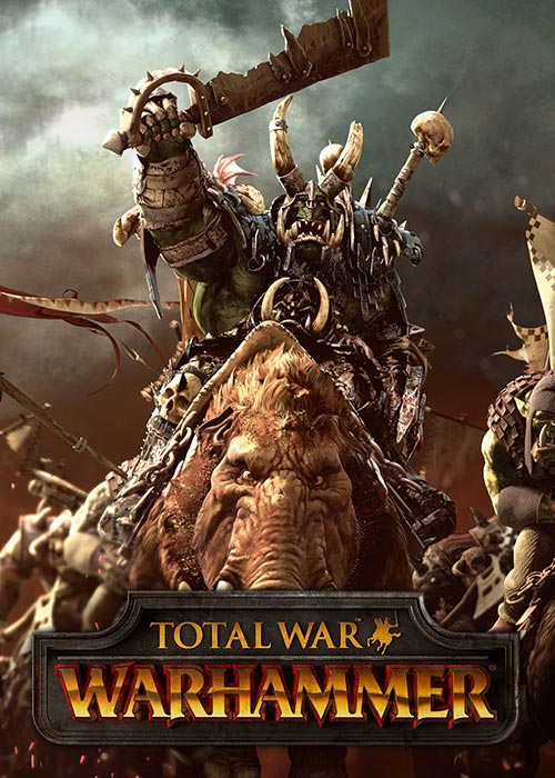 Total War Warhammer Steam CD Key