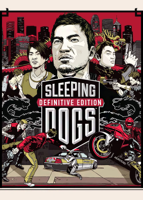 Sleeping Dogs Definitive Edition Steam CD Key
