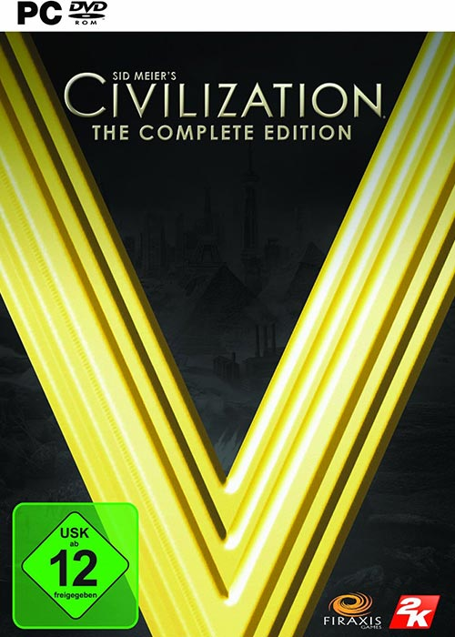 Civilization V: Complete Edition Steam CD Key