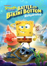 Official SpongeBob SquarePants: Battle for Bikini Bottom Steam Key EU