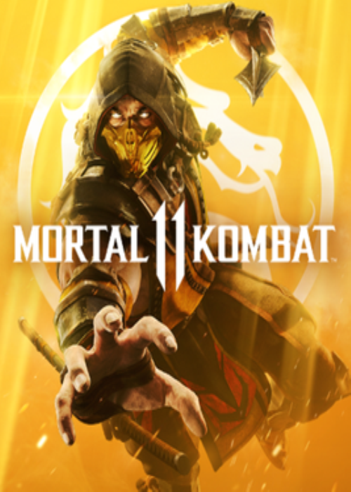 Mortal Kombat 11 Steam Key EU