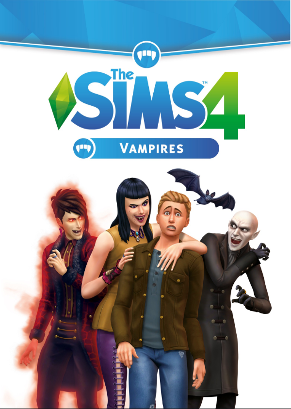 The Sims 4 Vampires Origin Key Global