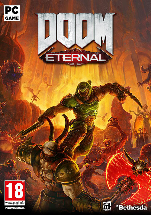 DOOM Eternal Bethesda Key EU