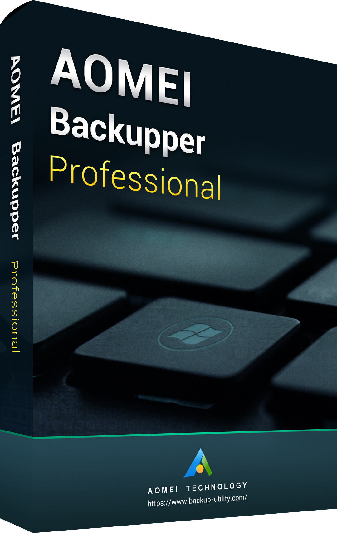 AOMEI Backupper Professional Edition 365 Days 5.7 Key Global