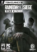 CDKoffers.com, Tom Clancys Rainbow Six Siege Year 4 Pass DLC UPLAY KEY EU