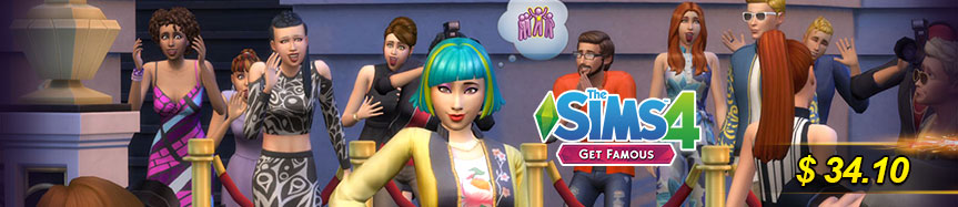 CDKoffers The Sims 4 Get Famous